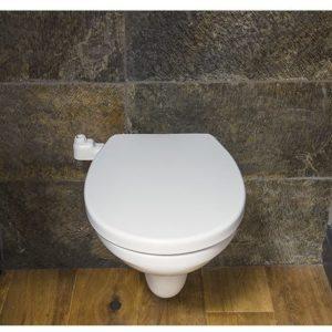 Abattant wc lavant non électrique Saniclean FIRST