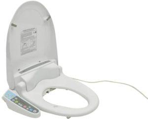 Siège de toilette électronique avec bidet vidaXL